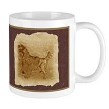 Sepia Portuguese Water Dog 2 Mug