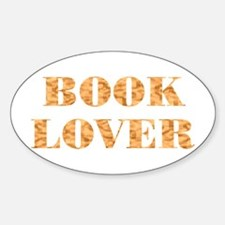 Booklover Decal
