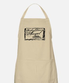 Broken Down Angel BBQ Apron