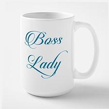 Boss Lady Mugs