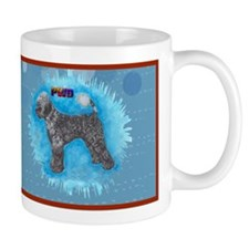 Portuguese Water Dog Ticking Mug