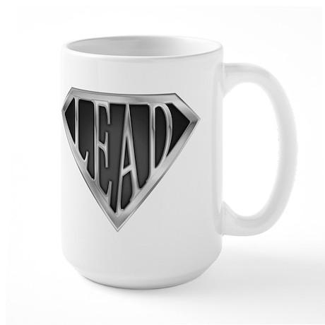 SuperLead(metal) Large Mug