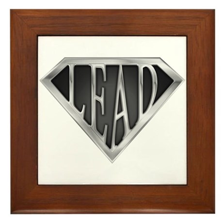 SuperLead(metal) Framed Tile