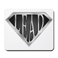 SuperLead(metal) Mousepad