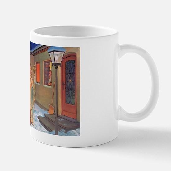 Krampus 021 Mug
