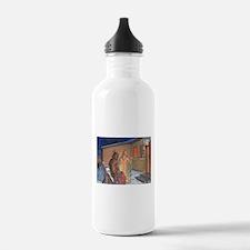 Krampus 021 Water Bottle