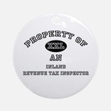 Property of an Inland Revenue Tax Inspector Orname