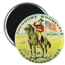 Roosevelt for President Magnet