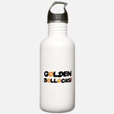GOLDEN BOLLOCKS!- Water Bottle