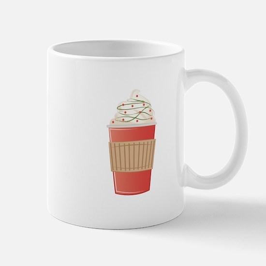 Mint Cocoa Mugs