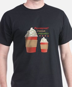 Peppermint Mocha T-Shirt