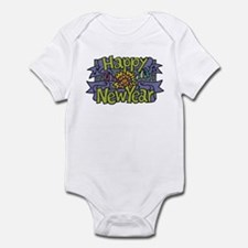 New Year's Party Infant Bodysuit