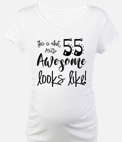 Awesome 55 Years Old Shirt