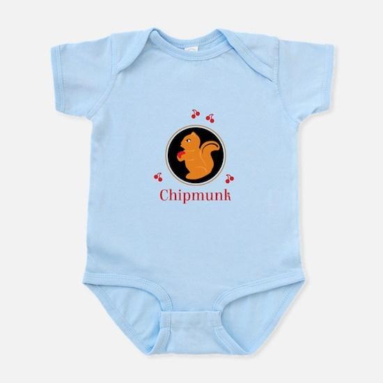 CHIPMUNK Body Suit