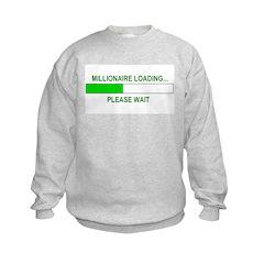 Millioniare loading... Sweatshirt