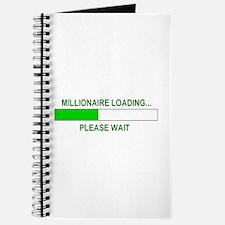 Millioniare loading... Journal