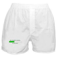Millioniare loading... Boxer Shorts