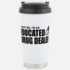 Pharmacist Stainless Steel Travel Mug