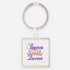 Beveren Queen Keychains