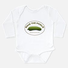 Funny Savion Long Sleeve Infant Bodysuit