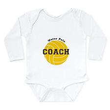 Funny Coach Long Sleeve Infant Bodysuit