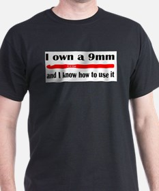 Cute 9mm T-Shirt