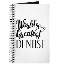 World's Greatest Dentist Journal