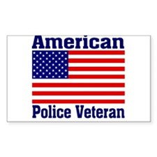 Cute Retired police Decal