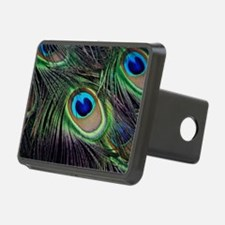 Funny Peacock Hitch Cover