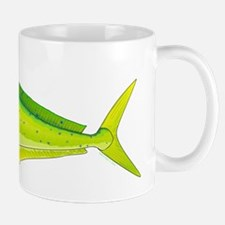 Mahi-Mahi Dolphinfish 3 Mugs