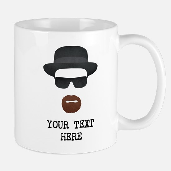 [Your Text] Heisenberg Mug