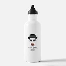 [Your Text] Heisenberg Water Bottle