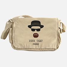 [Your Text] Heisenberg Messenger Bag