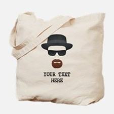 [Your Text] Heisenberg Tote Bag