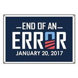 End of an error Banners