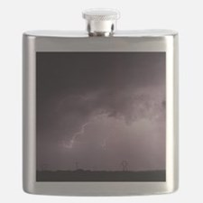 Funny Lineman Flask