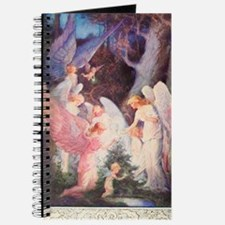 Angels Christmas Tree Journal