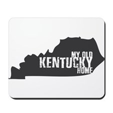 My Old Kentucky Home Mousepad