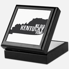 My Old Kentucky Home Keepsake Box