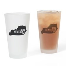 My Old Kentucky Home Drinking Glass