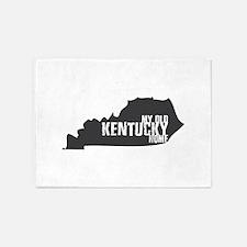 My Old Kentucky Home 5'x7'Area Rug
