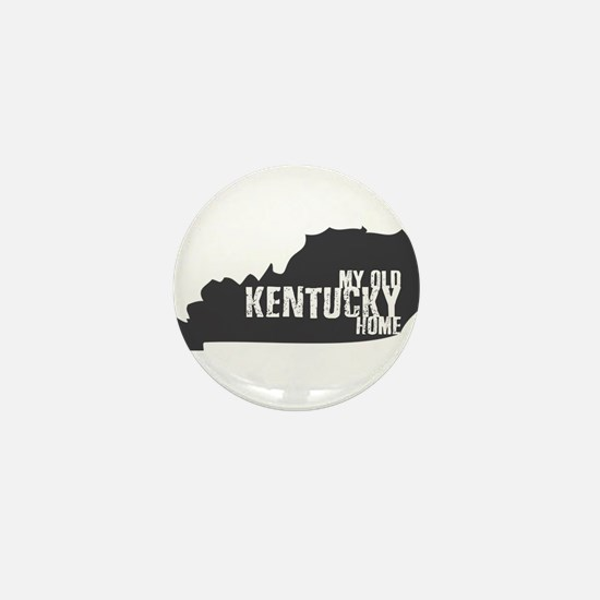 My Old Kentucky Home Mini Button