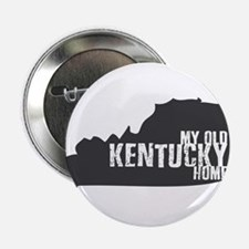 """My Old Kentucky Home 2.25"""" Button"""
