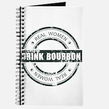 Real Women Drink Bourbon Journal