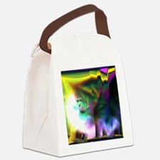 Nirvana Canvas Lunch Bag