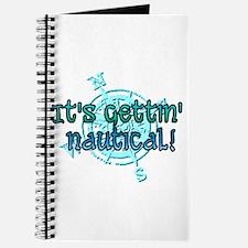 gettin nautical Journal