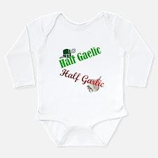 Unique N a Long Sleeve Infant Bodysuit