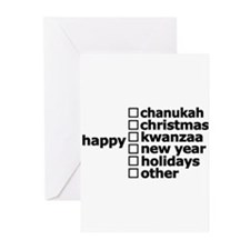 Unique Vintage happy new year Greeting Cards (Pk of 20)