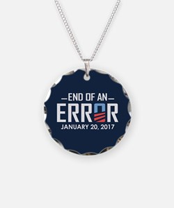 End Of An Error Necklace