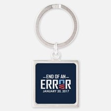 End Of An Error Keychains